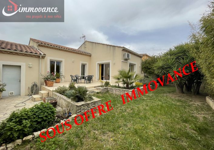 A vendre Maison Villeneuve Les Maguelone   Réf 3438342304 - Immovance
