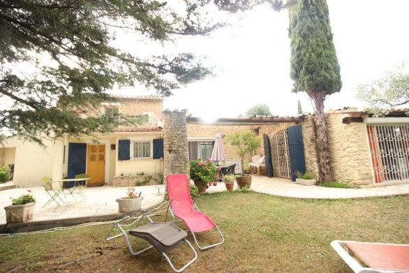 Maison en vente sommieres immovance for Achat maison sommieres