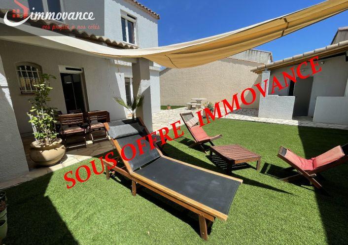 A vendre Maison Villeneuve Les Maguelone   Réf 3438344765 - Immovance