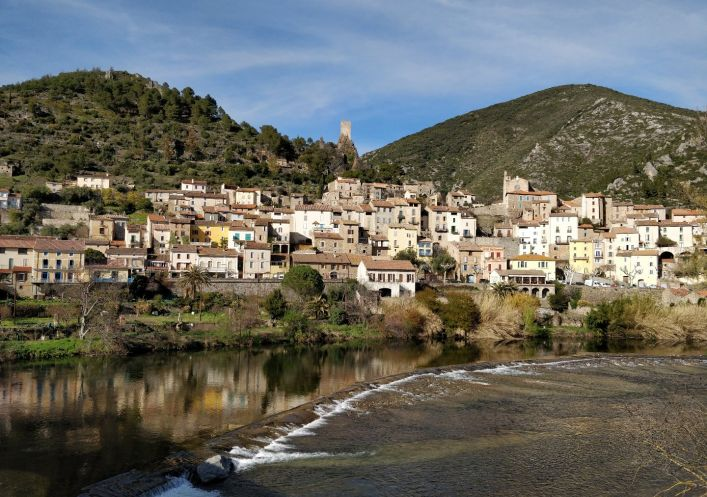 A vendre Roquebrun 343901018 Lamalou immobilier