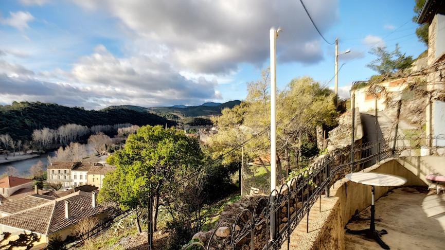 A vendre Roquebrun 343901175 Agence calvet