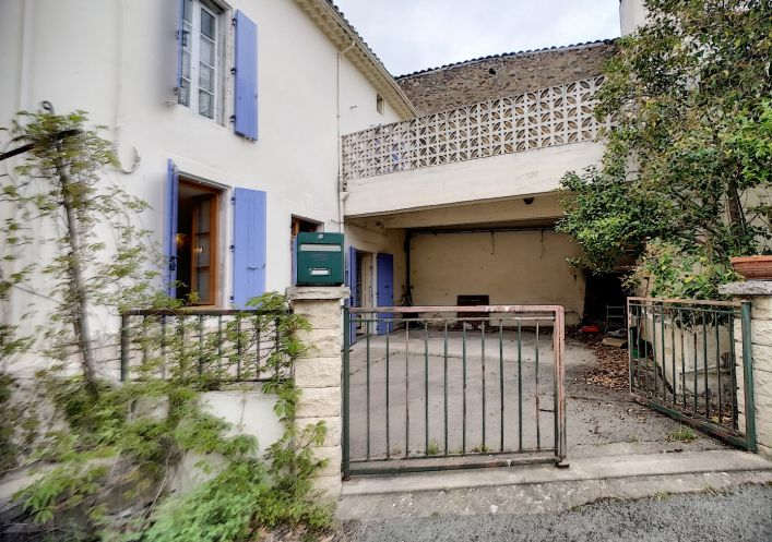 A vendre Saint Chinian 343901306 Version immobilier