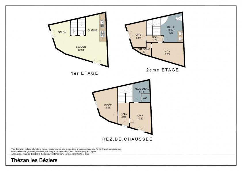 A vendre Thezan Les Beziers 343901360 Version immobilier