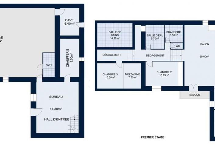 A vendre Quarante 343901368 Comptoir de l'immobilier