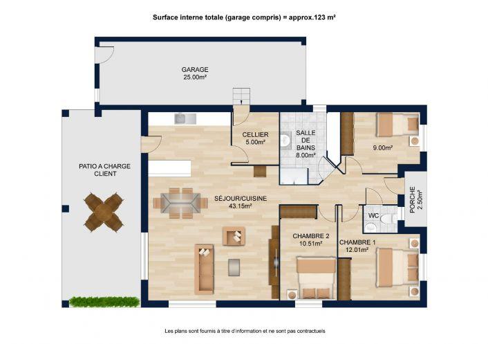A vendre Valros 343901384 Comptoir de l'immobilier