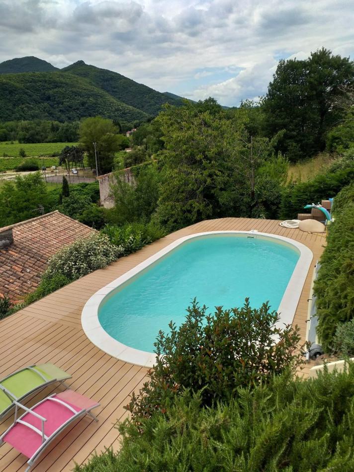 A vendre Le Poujol Sur Orb 343901440 G&c immobilier