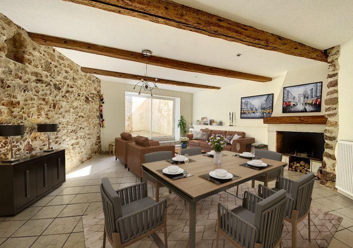 A vendre Quarante 343901443 Lamalou immobilier