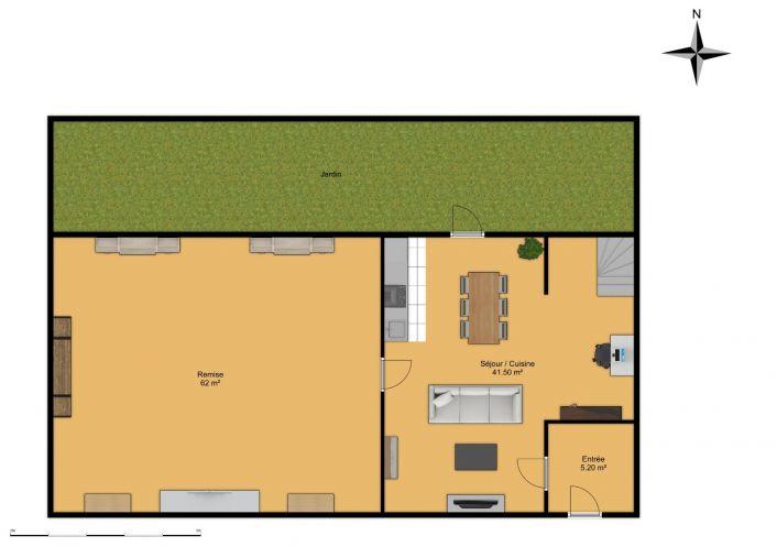 A vendre Cebazan 343901450 Comptoir de l'immobilier