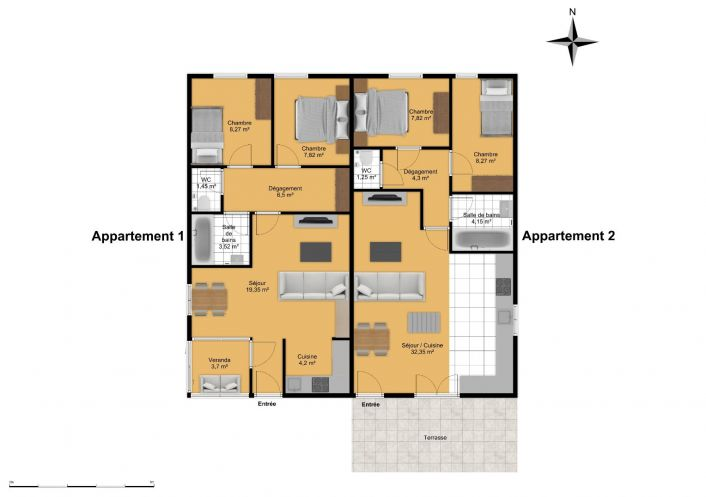 A vendre Mireval 343901472 Comptoir de l'immobilier