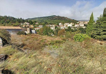 A vendre Terrain constructible Saint Pons De Thomieres | Réf 343901588 - Ag immobilier