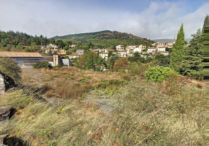 A vendre Terrain constructible Saint Pons De Thomieres | R�f 343901588 - Progest