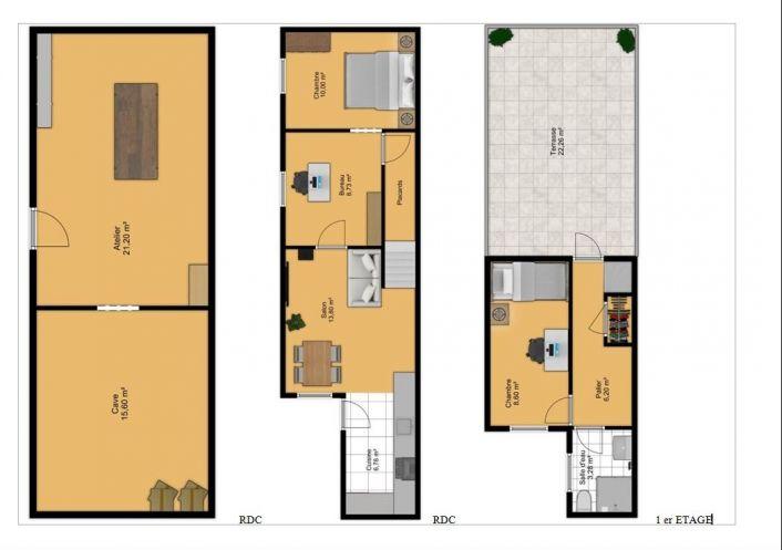 A vendre Maison Quarante | Réf 343901619 - Comptoir de l'immobilier