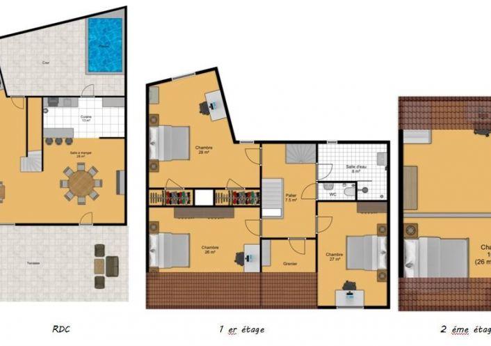 A vendre Maison de caractère Quarante | Réf 343901733 - Comptoir de l'immobilier