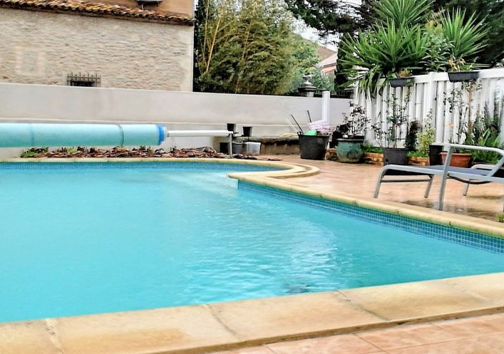 A vendre Maison vigneronne Maraussan | Réf 343901737 - Belon immobilier