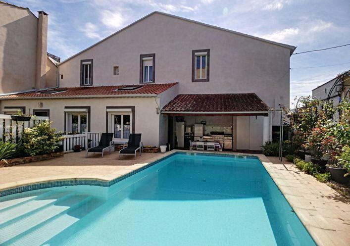 A vendre Maison vigneronne Maraussan | Réf 343901737 - Lamalou immobilier