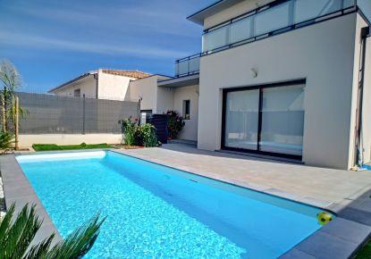 A vendre Villa Thezan Les Beziers   Réf 343901747 - Ag immobilier