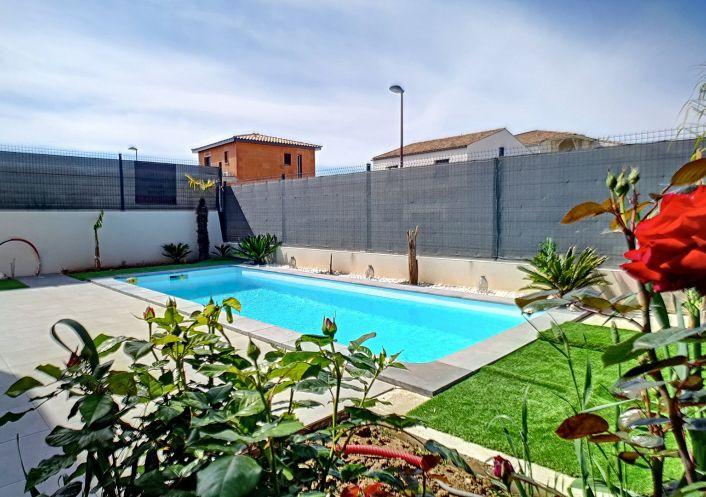 A vendre Villa Thezan Les Beziers   Réf 343901747 - Comptoir de l'immobilier