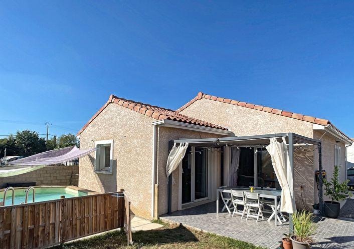 A vendre Villa Maraussan | R�f 343901775 - Vends du sud