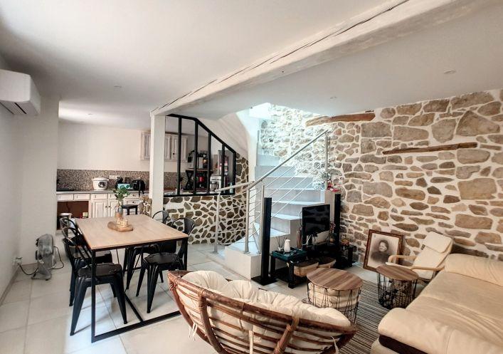 A vendre Maison rénovée Cessenon Sur Orb | Réf 343901818 - Lamalou immobilier