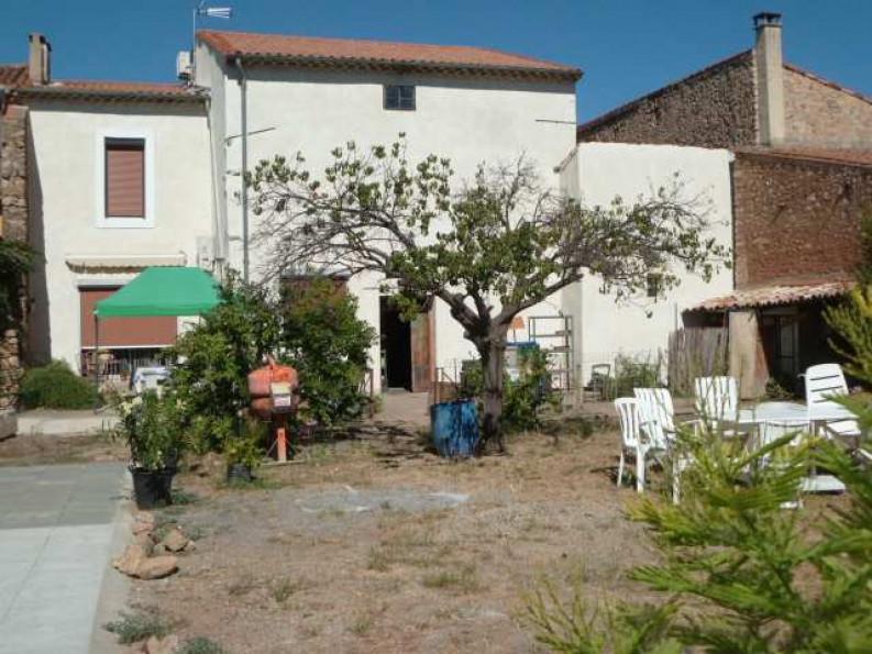 Maison vigneronne en vente cazouls les beziers rf - Le comptoir de l immobilier neauphle le chateau ...