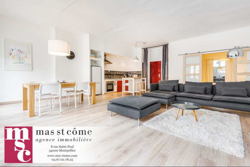 appartement en vente montpellier r msc immobilier. Black Bedroom Furniture Sets. Home Design Ideas