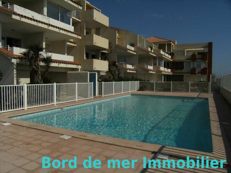 En location saisonnière Frontignan 34396129 Bord de mer immobilier