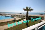 En location saisonnière Frontignan 34396130 Bord de mer immobilier