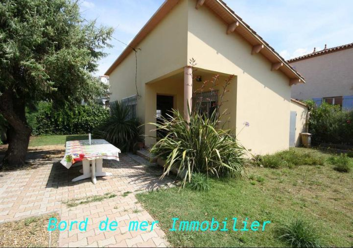 En location saisonni�re Frontignan 34396141 Bord de mer immobilier