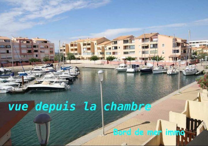 A vendre Frontignan 34396224 Bord de mer immobilier