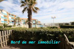 En location saisonnière Frontignan 34396234 Bord de mer immobilier