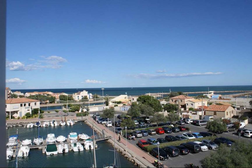 En location saisonnière Frontignan 34396242 Bord de mer immobilier