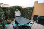 En location saisonni�re Frontignan 34396246 Bord de mer immobilier