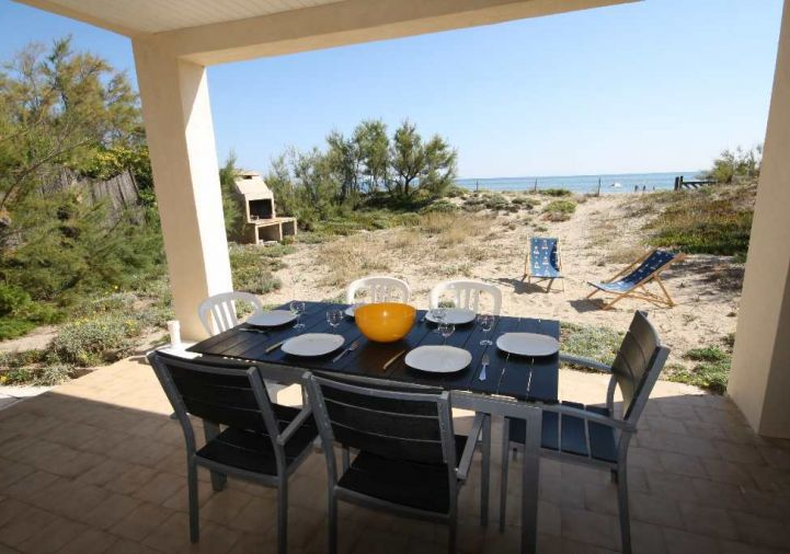 En location saisonni�re Frontignan 34396311 Bord de mer immobilier