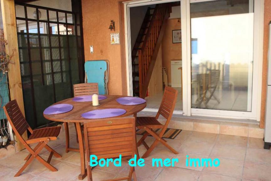 A vendre Frontignan 34396329 Bord de mer immobilier