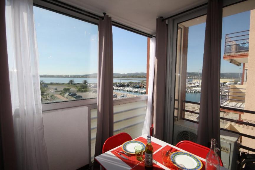 A vendre Frontignan 34396344 Bord de mer immobilier