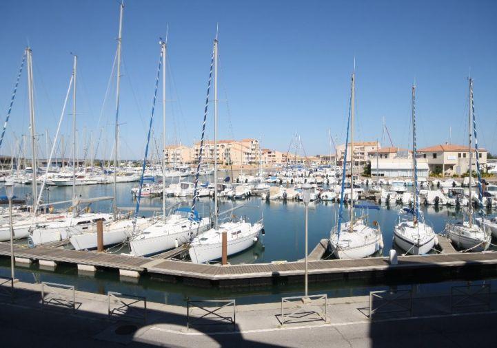 En location saisonnière Frontignan 34396359 Bord de mer immobilier