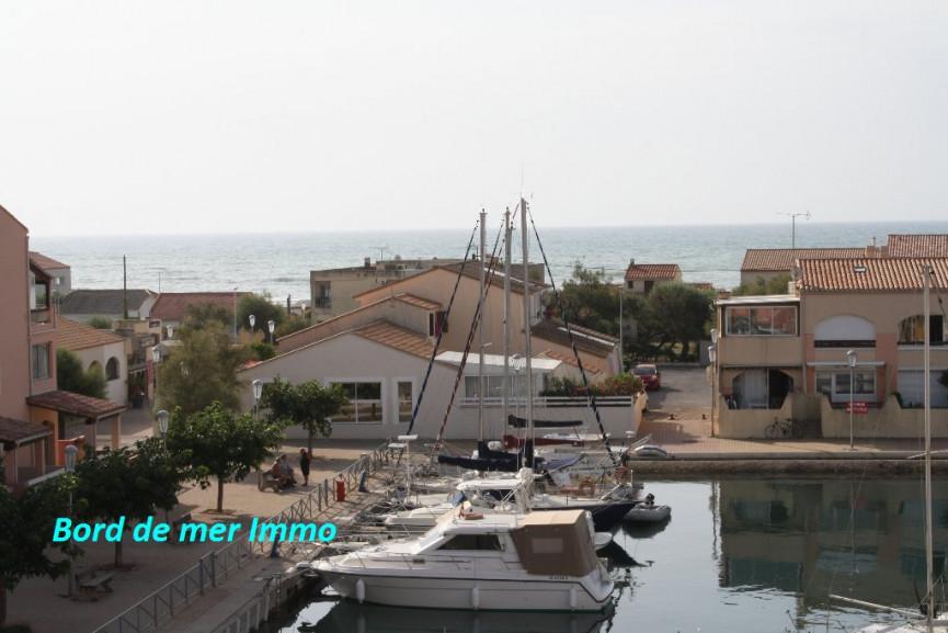 A vendre Frontignan 34396367 Bord de mer immobilier