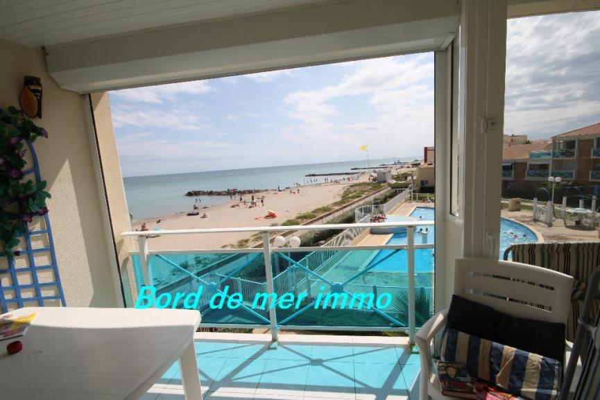 A vendre Frontignan 34396368 Bord de mer immobilier