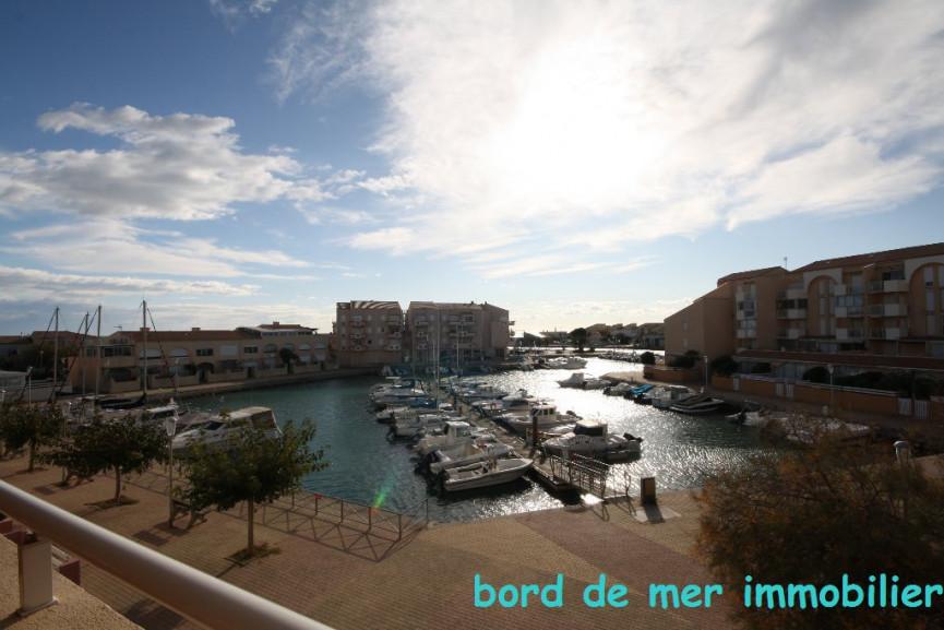 A vendre Frontignan 34396393 Bord de mer immobilier