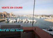 A vendre Frontignan  34396396 Bord de mer immobilier