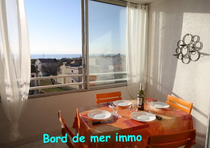 En location saisonni�re Frontignan 34396411 Bord de mer immobilier