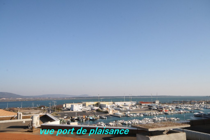 A vendre Frontignan 34396419 Bord de mer immobilier