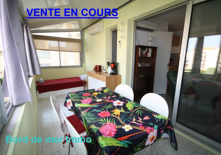 A vendre Frontignan 34396421 Bord de mer immobilier