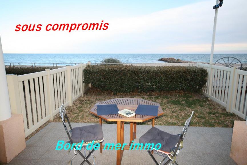 A vendre Frontignan 34396424 Bord de mer immobilier