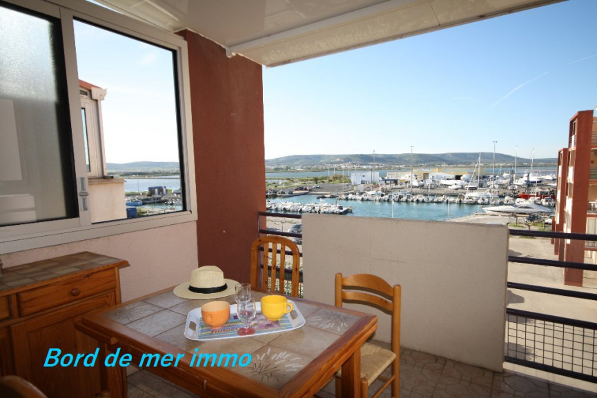 A vendre Frontignan 34396428 Bord de mer immobilier