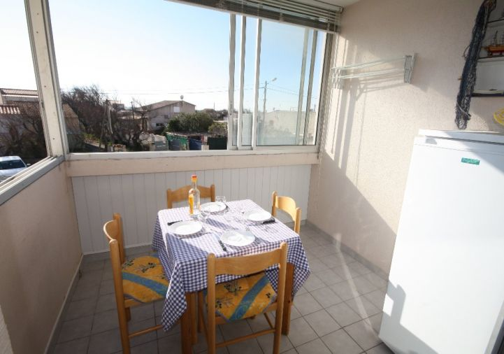 En location saisonni�re Frontignan 34396430 Bord de mer immobilier