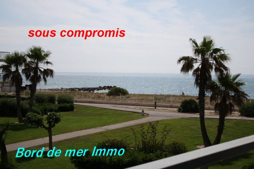 A vendre Frontignan 34396449 Bord de mer immobilier