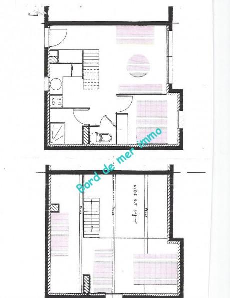 A vendre Frontignan 34396465 Bord de mer immobilier