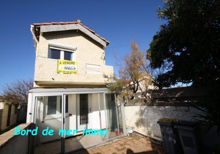 A vendre Frontignan 34396481 Bord de mer immobilier