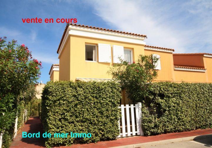 A vendre Frontignan 34396488 Bord de mer immobilier